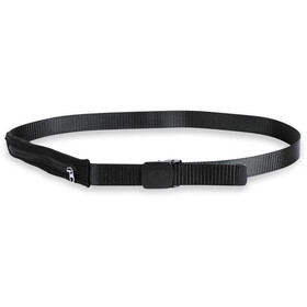 Tatonka Travel Riem 25mm Dames, black